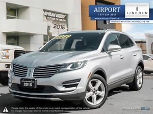 2015 Lincoln MKC AWD with only 60,283kms
