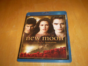 TWLIGHT AND NEW MOON DVDS Windsor Region Ontario image 2