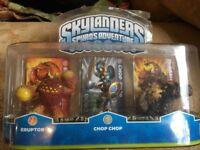 Skylander Figures Spyro's Adventure.