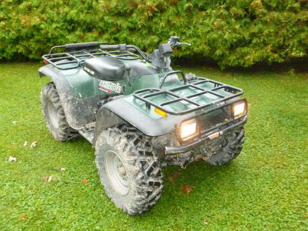 Used 2000 Arctic Cat 500 Automatic