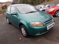 DAEWOO KALOS SMALL ENGINE AUTOMATIC++FULL ELEC PACK++MOT JAN 18++