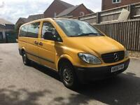 Mercedes-Benz Traveliner VITO 109 2.1 CDI LONG 9 SEATER