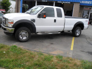 2009 FORD F 250 EX-CAB    4X4   5.4 GAS