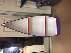 Hand crafted boat shelf!!