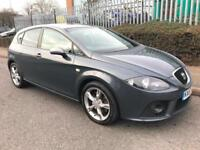 ***SEAT LEON FR 2.0 TDI FULL SERVICE HISTORY•DRIVES LOVELY•PX•ALLOYS***