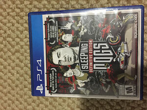 PS4 GAMES FOR SALE, $10 EACH OR ALL 6 FOR $40 Cambridge Kitchener Area image 3