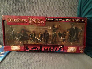 Lord of the Rings action figure boxed sets London Ontario image 3