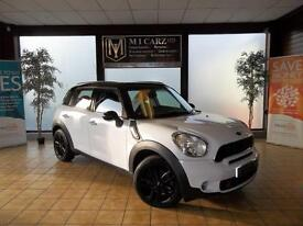 ~WOW~ 2012 12 MINI COUNTRYMAN 2.0D COOPER SD ~ 1 OWNER ~ FMSH ~ TOP SPEC ~