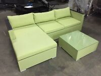 Outdoor Sectional Sofa/Divan!