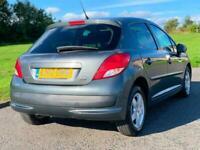2012 Peugeot 207 1.4 Sportium 5dr HATCHBACK Petrol Manual