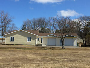 Spacious 5 Bed/2.5 Bath home with 32 x 38 attached garage