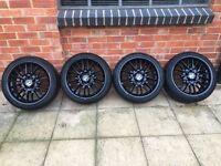 BMW MV1 Alloy Wheels & Tyres