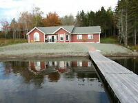 Waterfront Property on the Bras d'Or Lakes, NEW PRICE