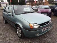 2002 FORD FIESTA 1.25 Freestyle LOW INSURANCE LOW MILEAGE