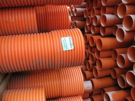 Vinidex heavy duty electrical conduit