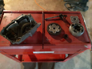 Genuine honda manual clutch 50cc to 110cc will fit china engines