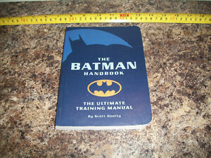 Batman handbook, ultimate training manual