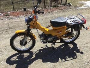 1978 Honda CT90