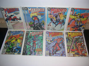 For Sale: DC Comics Manhunter, The Flash, Suicide Squad Gatineau Ottawa / Gatineau Area image 4
