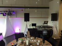 Avalon Audio DJ services and uplighting
