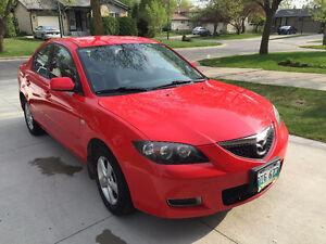 2007 Mazda Mazda3 GS Sedan, Safetied