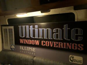 ULTIMATE WINDOW COVERING