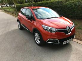 Renault Captur 1.5dCi ENERGY 2016 Dynamique Nav, 12000 Miles, Diesel