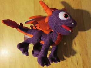 Playstation Activision SPYRO Dragon Plush Toy 2012 Video Game
