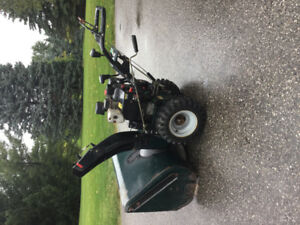 Craftsman 32 inch 2 stage snowblower