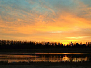 Come live in the country. 30 mins north of Edmonton, 20 mins fro