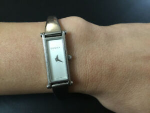 Genuine vintage Gucci ladies watch XS