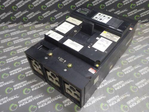 USED Square D MXL36100 MicroLogic Electronic Trip Circuit Breaker 250A Sensor