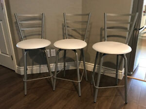 3 Sears Whole Home Bar/Island Stools