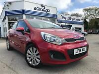 2014 Kia RIO CRDI 2 ECODYNAMICS Manual Hatchback