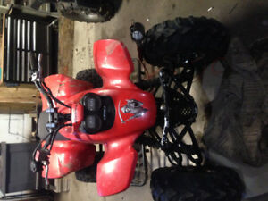 Any 400 ex quads or parts