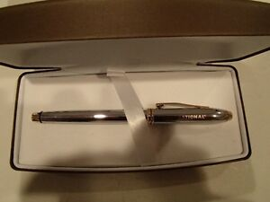Cross Townsend Medalist Selectip Rolling Ball Pen In Polished Ch Sarnia Sarnia Area image 1