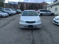 2004 Toyota Camry 4Dr Auto CERTIFIED E TESTIED Mississauga / Peel Region Toronto (GTA) Preview