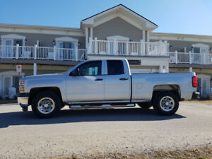 2014  Chev Silverado, Safetied, 12 Month-20000km PT Warranty 305