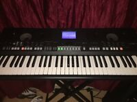 yamaha psr s650 arranger workstation