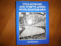 Cold-Moulded & Strip-Planked Wood Boat Building by Ian Nicolson