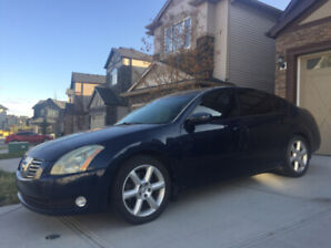2005 Maxima - Very Reliable, Great all year car!