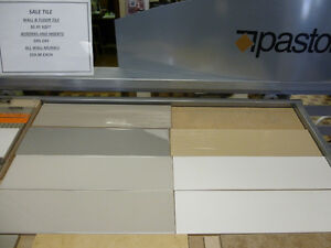 QUALITY ITALIAN MADE TILES ONLY $2.00/SQFT!