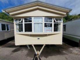 Static caravan Willerby Granada 35x12 2bed DG/CH. free uk delivery