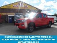 4X4 VAN 2.5 TD FURY DCB AUTO 164 BHP CREWCAB 4X4 TOP MODEL RACE PACK