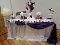 Wedding and Event Decorating and rentals