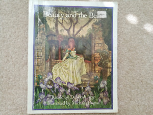 Beauty and the Beast -- Retold by Deborah Apy