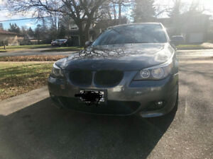 2004 BMW 530i M5 Package 6 Speed 118000KM safety&Emission