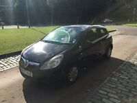 VAUXHALL CORSA 2008 1.2 3 DOOR NEW SHAPE LONG MOT DRIVES LOVELY