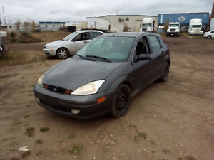 2004 Ford Focus Zx5 Hatchback.sunroof.heated seat