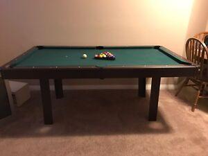 POOL TABLE NEED GONE ASAP!! 100$$ OBO Edmonton Edmonton Area image 1
